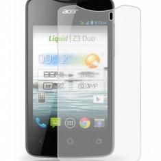 Folie Acer Liquid Z3 / Z3 Duo Transparenta - Folie de protectie Acer, Lucioasa