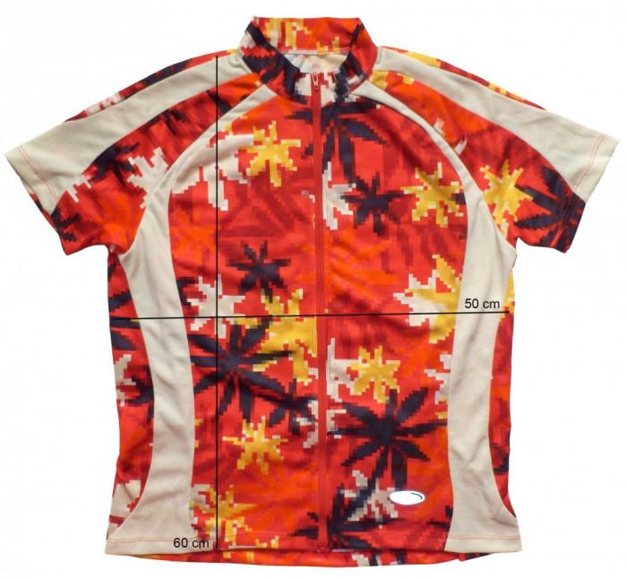 Tricou bicicleta ciclism LOFFLER original ( dama XL) cod-171373 foto mare