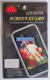 Folie privacy display Samsung I9100 Galaxy S II, Anti zgariere