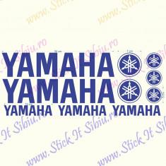 Yamaha-v2_Stickere Moto_TuningCod: SET-005