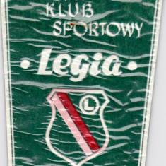 Fanion fotbal LEGIA Varsovia (Polonia)