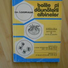 I. OGRADA--BOLILE SI DAUNATORII ALBINELOR - Carti Zootehnie