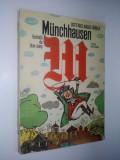 Baronul Munchhausen Traducator : Ion Marin Sadoveanu  Ed. Ion Creanga 1977