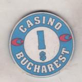 bnk jt Jeton Romania  - Casino Bucharest 1 $