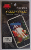 Folie privacy display iPhone 3G, Anti zgariere, Apple