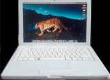 "Placa de Baza Apple MacBook  13"" A1181 Late 2006,  T5600 1.83 GHz, DDR2, Contine procesor"