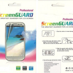 Folie protectie display iPhone 5 / 5S 4 in 1 FATA + SPATE - Folie de protectie Apple, Anti zgariere