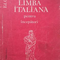 LIMBA ITALIANA PENTRU INCEPATORI - Haritina Gherman - Curs Limba Italiana