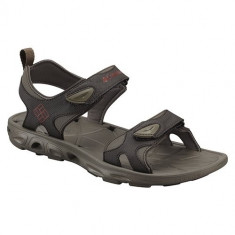 Sandale pentru barbati Columbia Techsun Vent Interchange (CLM-BM4452m) - Sandale barbati Columbia, Culoare: Maro