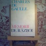 "Charles de Gaulle - Memorii de razboi chemarea 1940 - 1942 ""A572"" - Istorie"