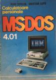 MS DOS 4.01 - Vlad Tepelea, Cristian Lupu