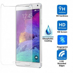 Folie sticla Samsung Galaxy A7 tempered glass folie temperata - Folie de protectie Pinlo, Anti zgariere