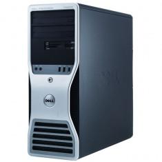 STATIE GRAFICA DELL PRECISION T5500 2xPROC INTEL XEON QUAD CORE E5520/8GB/320GB, 8 Gb, 200-499 GB