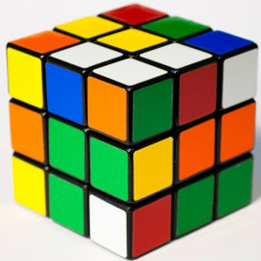 Cub Rubik-Jocuri logice, peste 14 ani, Unisex
