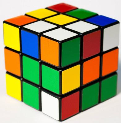Cub Rubik-Jocuri logice foto