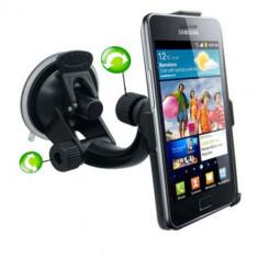 Suport + incarcator auto Samsung Galaxy S2 SII i9100 + stylus - Suport auto