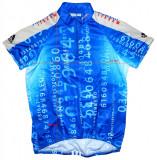 Tricou bicicleta ciclism SANTINI original, impecabil ( dama M) cod-168962, Tricouri