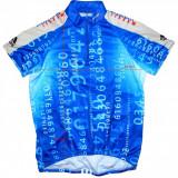 Tricou bicicleta ciclism SANTINI original, impecabil ( dama M) cod-168962 - Echipament Ciclism, Tricouri