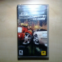 Midnight Club 3 DUB Edition - Joc PSP ( GameLand) - Jocuri PSP Rockstar Games, Curse auto-moto, 12+, Single player