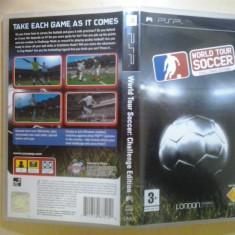 World Tour Soccer Challenge Edition - Joc PSP ( GameLand ) - Jocuri PSP, Sporturi, 3+, Single player
