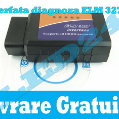 Interfata Diagnoza ELM 327 ELM327 Wifi Wireless, compatibila Ios si Android - Interfata diagnoza auto