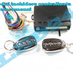 Modul inchidere centralizata, 2 telecomenzi Cartech L02 - Inchidere centralizata Auto