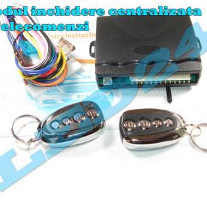 Modul inchidere centralizata , 2 telecomenzi Cartech L02