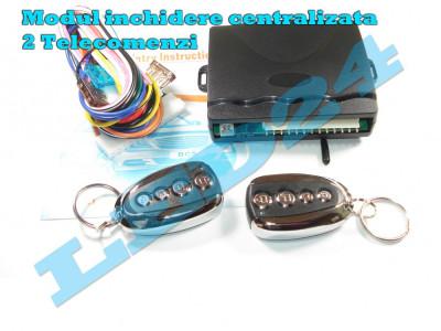 Modul inchidere centralizata , 2 telecomenzi Cartech L02 foto