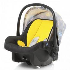Scaun Auto Brillo 0-10 kg 2015 Yellow - Scaun auto copii Chipolino, 0+ (0-13 kg)