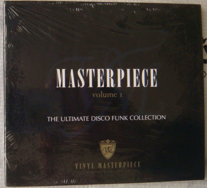 Masterpiece - The Ultimate Disco Funk Collection/Vol1