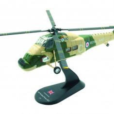 Macheta elicopter - Westland Wessex U.K. - 1960 scara 1:72