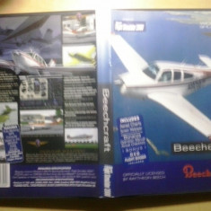 Joc PC - Beechcraft - Microsoft Flight Simulator 2000 ( GameLand ) - Jocuri PC Microsoft Game Studios, Simulatoare, Toate varstele