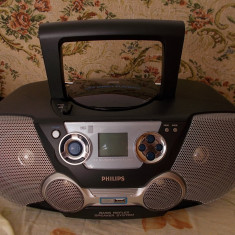 PHILIPS AZ 1826, MP3.CD PLAYER USB