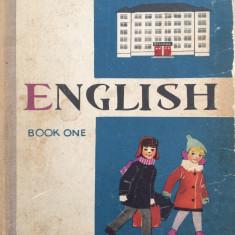 ENGLISH BOOK ONE (ENGLEZA - RUSA)