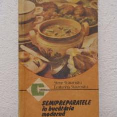 SEMIPREPARATELE IN BUCATARIA MODERNA