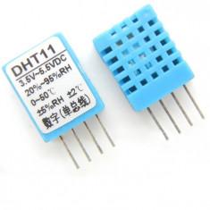 Modul DHT11 senzor de temperatura si umiditate Arduino PIC AVR ARM STM32