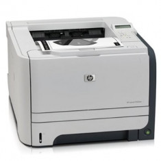 IMPRIMANTA LASER HP P2055DN, DUPLEX+RETEA, MONOCROM, GARANTIE 12 LUNI - Imprimanta laser alb negru HP, DPI: 1200, A4, 35-39 ppm
