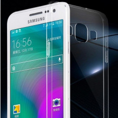 Husa HOCO ultra slim 0.6 mm, SAMSUNG GALAXY A3, pe CLAR transparent - Husa Telefon Hoco, Gel TPU