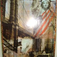 Reclame tiparite pe tabla galvanizata 20/30cm, tablouri de colectie - Reclama Tiparita