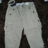 Pantaloni, pantalonasi de blugi, treisferturi, unisex, 8-10 ani, unisex