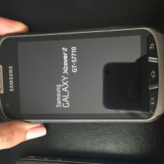 SAMSUNG XCOVERY2. - Telefon mobil Samsung Galaxy Xcover 2, Orange