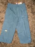 Pantaloni de fas pentru copii, ideali vara, 9-12 ani, NOI!, Bleumarin, Unisex