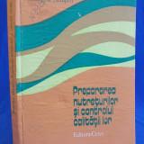 GHEORGHE SALAJAN - PREPARAREA NUTRETURILOR SI CONTROLUL CALITATII LOR - 1984