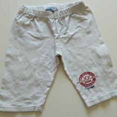 Pantaloni, pantalonasi scurti vara, unisex, 7-9 ani, de joaca, Culoare: Crem