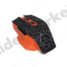 Mouse Gaming cu fir si rezolutie ajustabila - 800/1600/2400/3200 DPI, Optica, Peste 2000