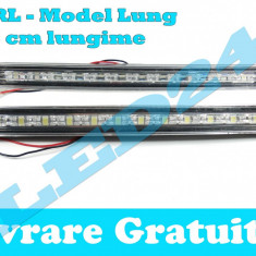 DRL cu 12 smd model lung 28cm, Universal