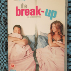 THE BREAK-UP - film comedie romantica 1 DVD (original, CA NOU!!!)