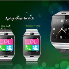 SmartWatch ceas inteligent pt. telefon Android Apple, cartela sim, bluetooth