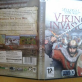 Joc PC - Medieval - Total war - Viking invasion Expansion pack (GameLand)