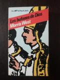LOS BUFONES DE DIOS -- Morris West -- 1983, 425 p., Alta editura